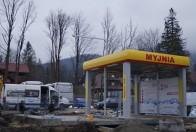 Budowa myjni bezdotykowej Zakopane